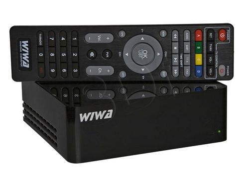 WIWA HD 100 MC MPEG4 & HD MEDIA PLAYER