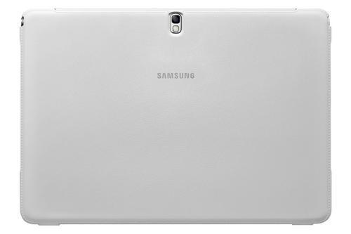 "Samsung Etui w formie ""book cover nicolas kirkwood"" do GALAXY Note Pro 12.2 / Vienna (P900/P905) - biały we wzory"