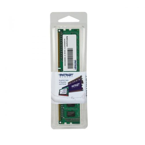Patriot DDR3 4GB Signature 1333MHz CL9 512x8 1 rank