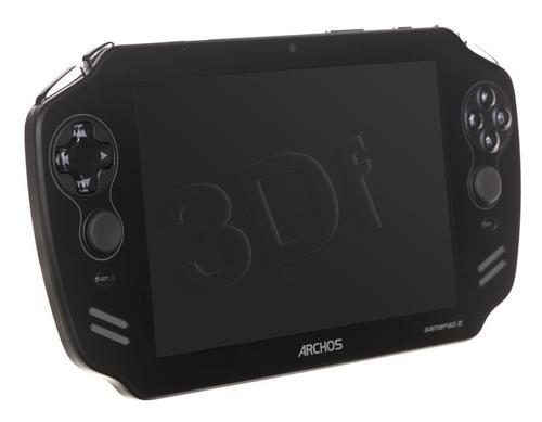 "ARCHOS Gamepad 2 RK3188 Q-C@1.6 GHz 2GB 7"" IPS HD 16GB Android 4.2.2"