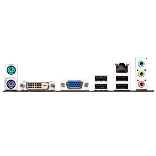 Asus H61M-F s1155 H61 2DDR3 GLAN/8CH/USB3 uATX