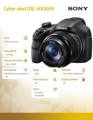 Sony Cyber-shot DSC-HX300V