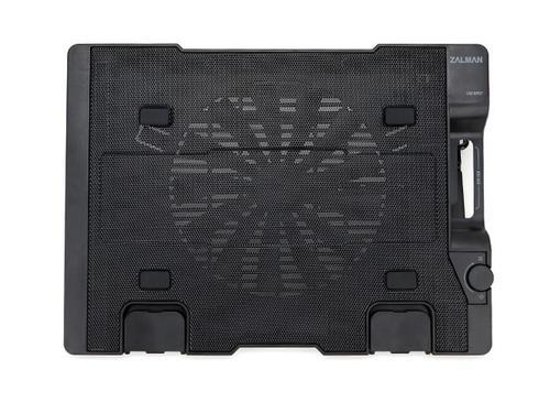 Zalman Podstawka chłodząca pod Notebook ZM-NS2000 (Czarna)