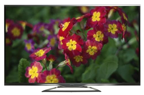 """TV 60"""" LCD LED Sharp LC-60LE751 (Tuner Cyfrowy 500Hz Smart TV Tryb 3D USB LAN)"""