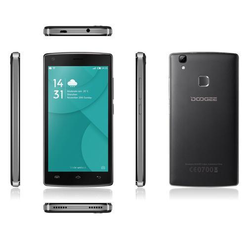 DooGee X5 Max Pro Dual SIM Biały