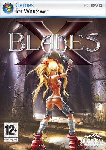 1C Company X-Blades