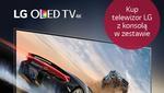 LG Zaczyna Świąteczną Promocję – Z TV Zgarniecie Konsolę