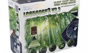 LC-Power ZASILACZ 560W LC6560GP3 V2.3 80+BRONZE 2x PATA 2x PCIe black