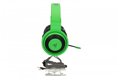 RAZER Słuchawki z mikrofonem KRAKEN PRO Green Gaming