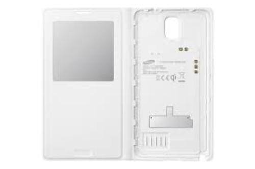 Samsung Etui Indukcyjne N9005 White S-View