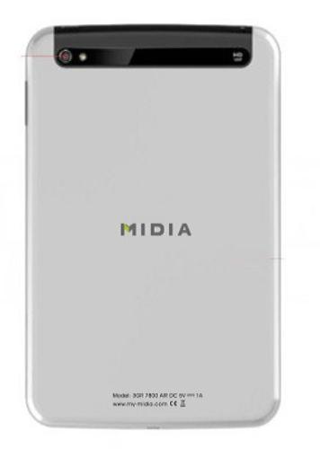 Onyx MIDIA 3GR 7800 AIR 3G GPS IPS