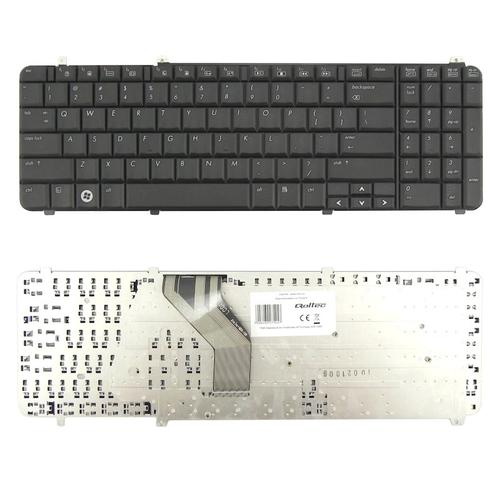 Qoltec Klawiatura do notebooka HP/Compaq DV6-1000 DV6-2000