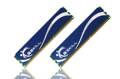 G.SKILL DDR2 4GB (2x2GB) Performance PQ 800MHz CL5