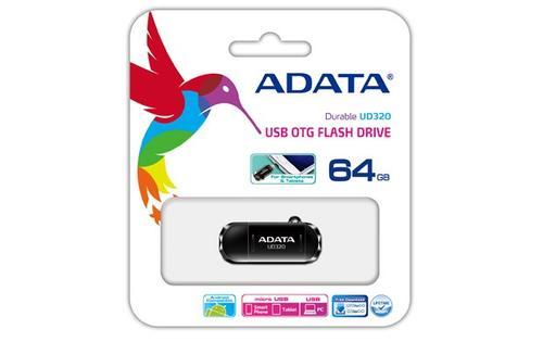 A-Data Dashdrive Durable UD320 64GB USB2.0 OTG Retail