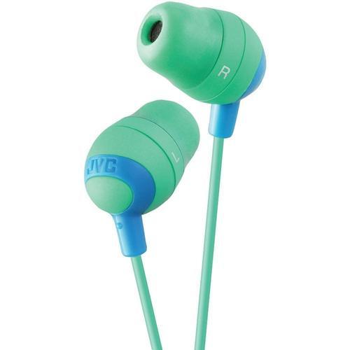 JVC Słuchawki HA-FX32 green
