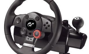 Logitech Driving Force GT - świetna kierownica dla PC i PS3