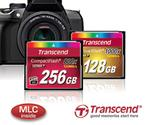 TRANSCEND CompactFlash 800x