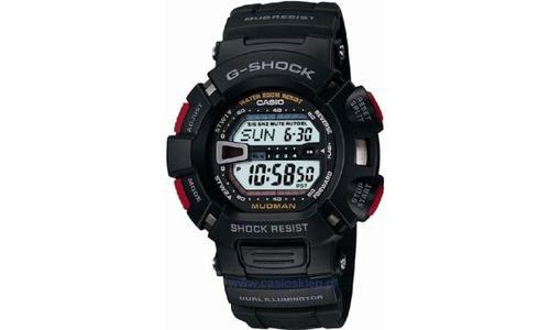 Casio G-9000-1V