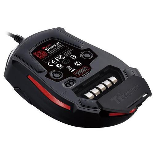 Thermaltake Tt eSPORTS Myszka dla graczy - Theron Battle Edition 5600 DPI Laser