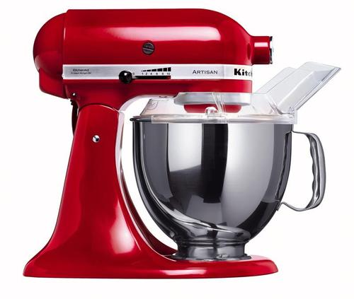KitchenAid Aristan KSM150PSEER Empire Red