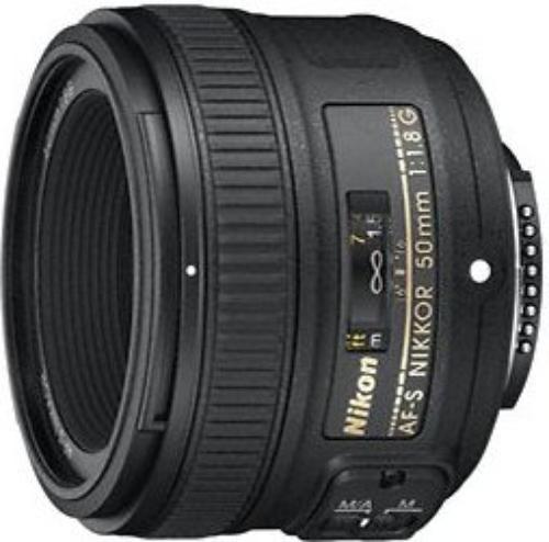 Nikon AF-S 50 f/1.8G
