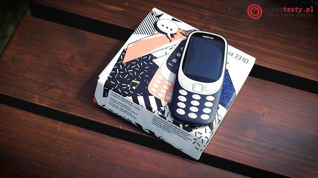 Nokia 3310 Wygląd