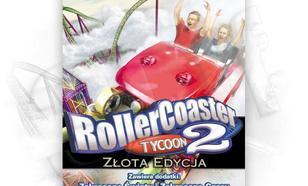RollerCoaster Tycoon 2 Złota Edycja