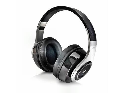 TDK Słuchawki z mikrofonem bezprzewodowe WR780 Bluetooth/NFC srebrne