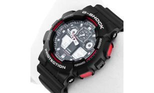 Casio GA-100-1A4 - Efektowny Zegarek z Serii G-SHOCK