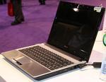 Asus U30JC nowy notebook z targów CeBIT 2010