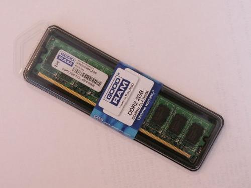 GoodRam DDR2 2GB/533 CL4