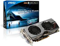 MSI N560GTX-Ti Hawk