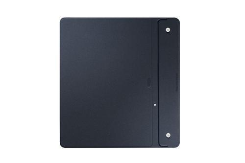 "Samsung Etui w formie ""book cover"" tylko na przód / Simple cover do GALAXY Tab S 10.5 AMOLED / Chagall (T800/T805) - czarne"