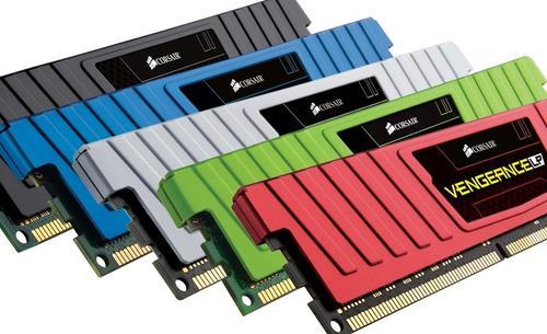 Corsair DDR3 8GB/1600 VENGEANCE CL10-10-10-27