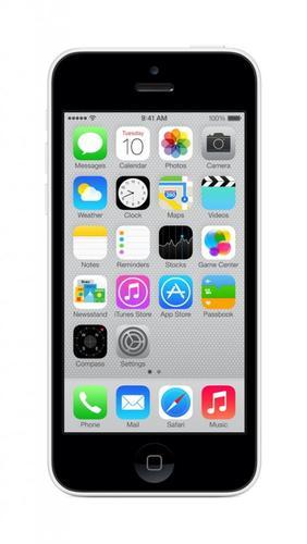 Apple IPHONE 5C WHITE 8GB-LPO MG8X2LP/A