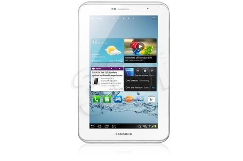 Samsung Galaxy Tab 2 7.0 (P3100) 8GB 3G white (WYP)