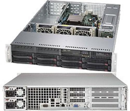 Supermicro SuperServer SYS-5028R-WR SYS-5028R-WR