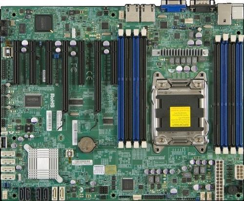 Supermicro Płyta serwerowa X9SRL-F MBD-X9SRL-F-O