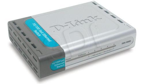 D-LINK DES-1005D