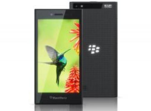 Blackberry Leap, czarny (Leap Black)