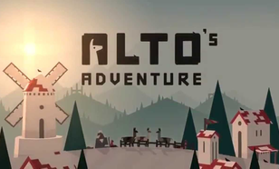 Recenzja Alto's Adventure - Minimalistyczny Runner