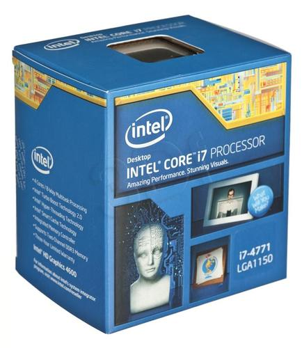 CORE i7 4771 3.5GHz LGA1150 BOX