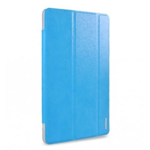 """WEL.COM Etui Fashion Galaxy TAB Pro 10"""" T520/T521 niebieskie"""