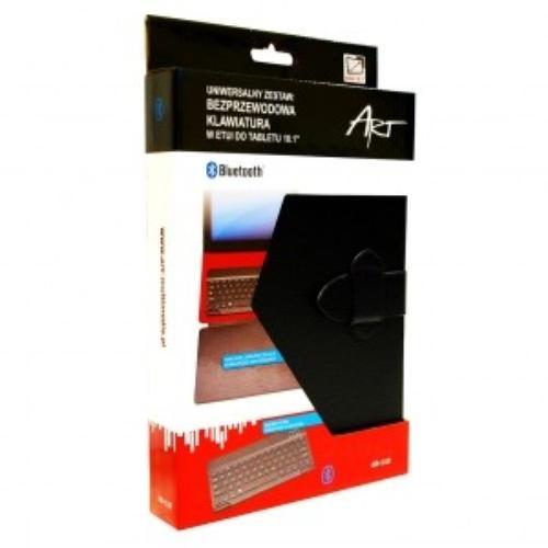 "ART Etui+klawiatura Bluetooth do tabletów 10.1"" AB-110"