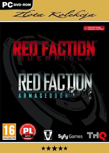 ZK Red Faction Armageddon + Guerrilla