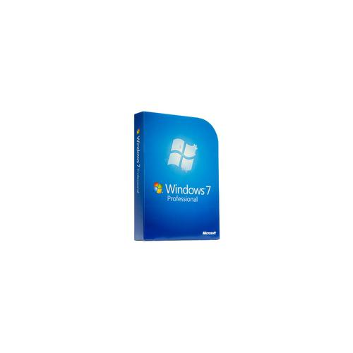 Windows 7 Professional OEM angielski