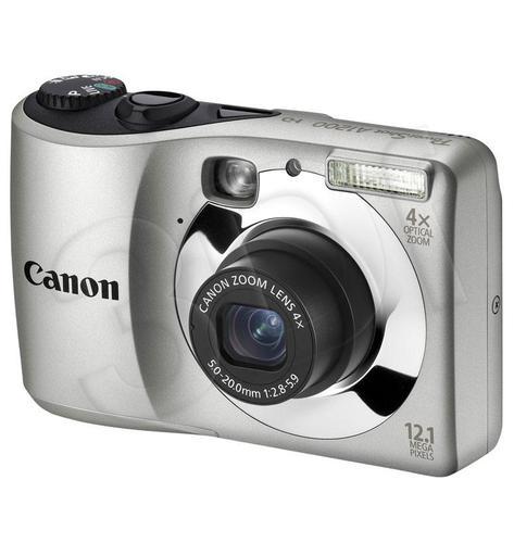 CANON PowerShot A1200 (SREBRNY)