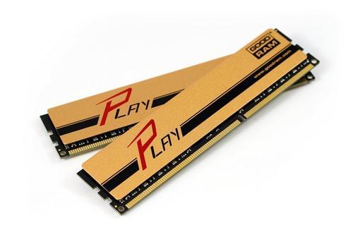 GoodRam DDR3 PLAY GOLD 16GB/1600 (2*8GB) CL10-10-10-28