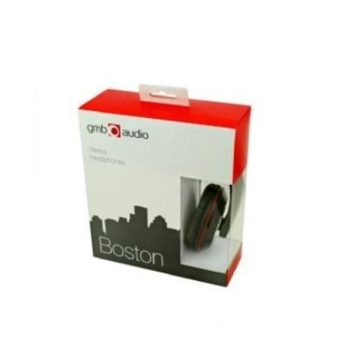 GEMBIRD Słuchawki z mikrofonem MHS-BOS BOSTON