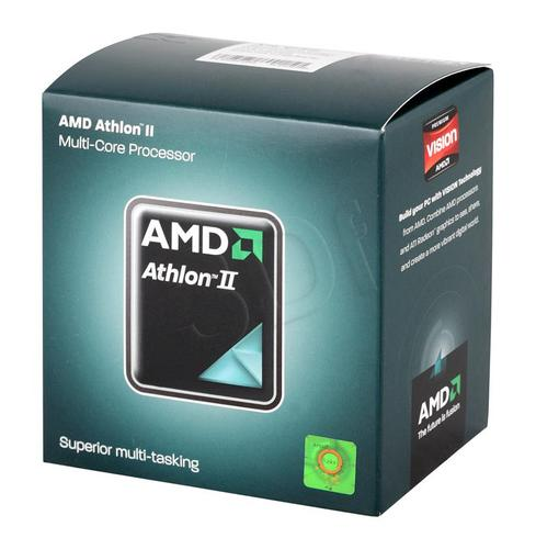 AMD Athlon II X2 260 BOX (AM3) (65W,45NM)
